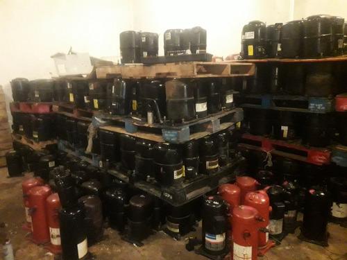 compresor de nevera importado 35 vrdes