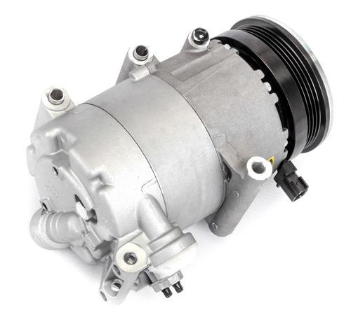 compresor de sistema de aire acondicionado c/embrague ford f