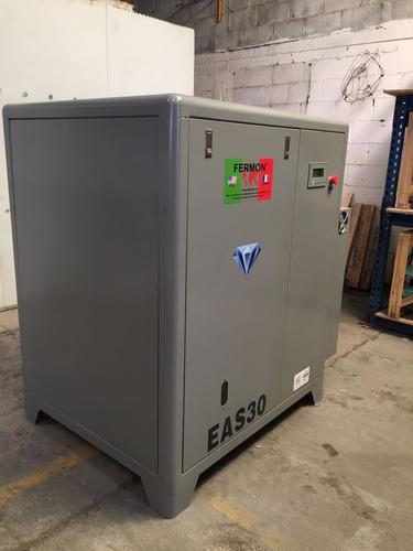 compresor de tornillo 40 hp velocidad variable