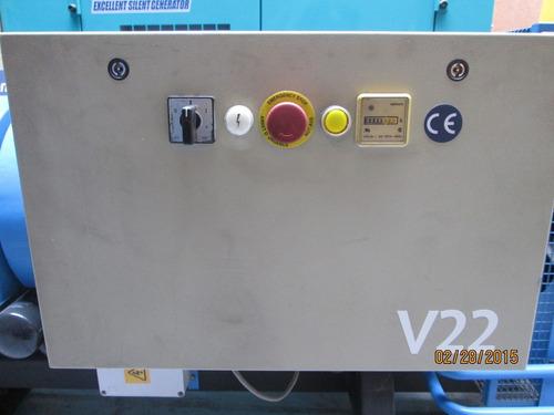 compresor de tornillo nuevo compair 30hp 129 cfm