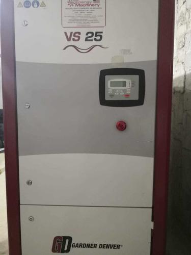 compresor de tornillos  inverter  velocidad variable