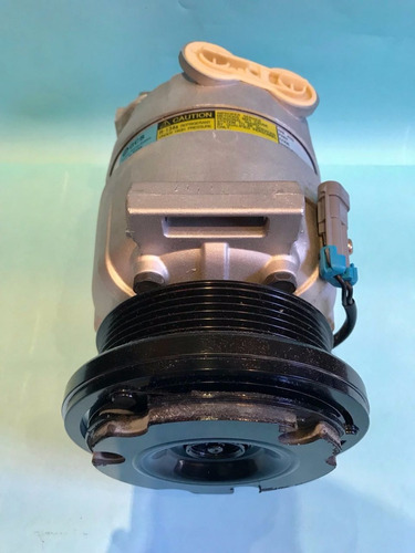 compresor delphi harrison v5 chevrolet s10 blazer original