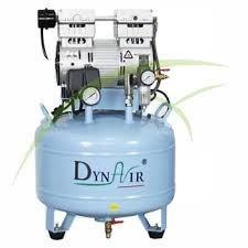 compresor dental dynair 1.0 hp , 38 litros, garantia
