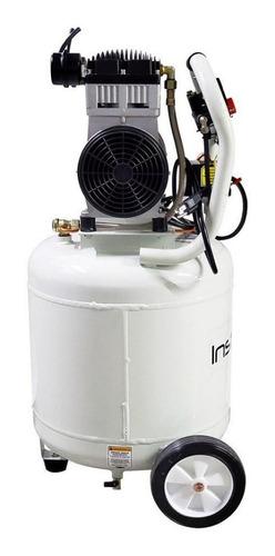 compresor dental libre aceite silencioso 2 hp tanque 50 lts