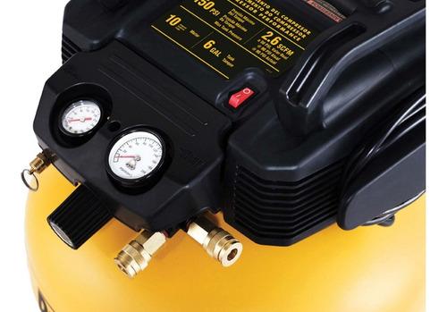 compresor dewalt 1.5hp d2002m-wk 150psi 6gal 15amp 2.6cfm