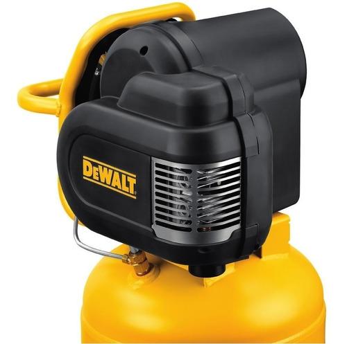compresor dewalt 200 psi 15gl free oil portatil  d55168