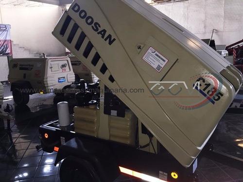 compresor doosan 185 pcm 2014