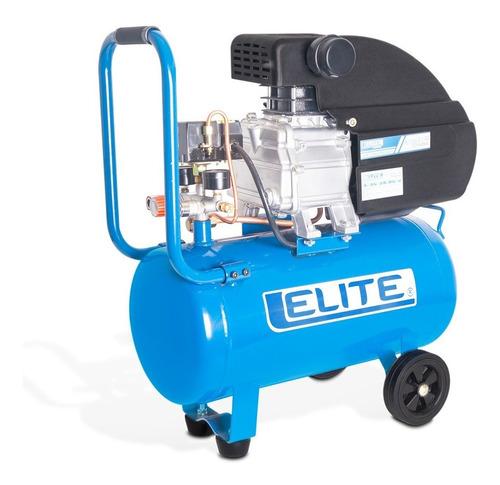 compresor elite de acople direc de 2,5 hp 115 psi, 25 litros