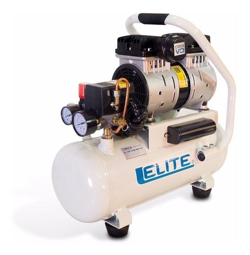 compresor elite de aire médico libre de aceite, bajo ruido