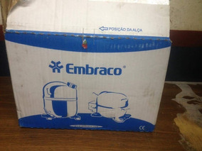 Compresor Embraco 1/3 Hp - Ffi 12bk 220v