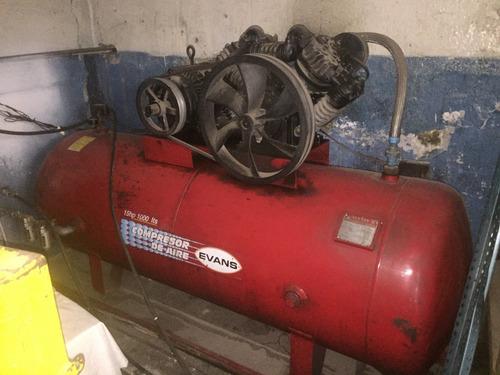 compresor evans 15 hp 1000 lts