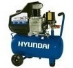 compresor hyundai 25l c/motor 2hp elect