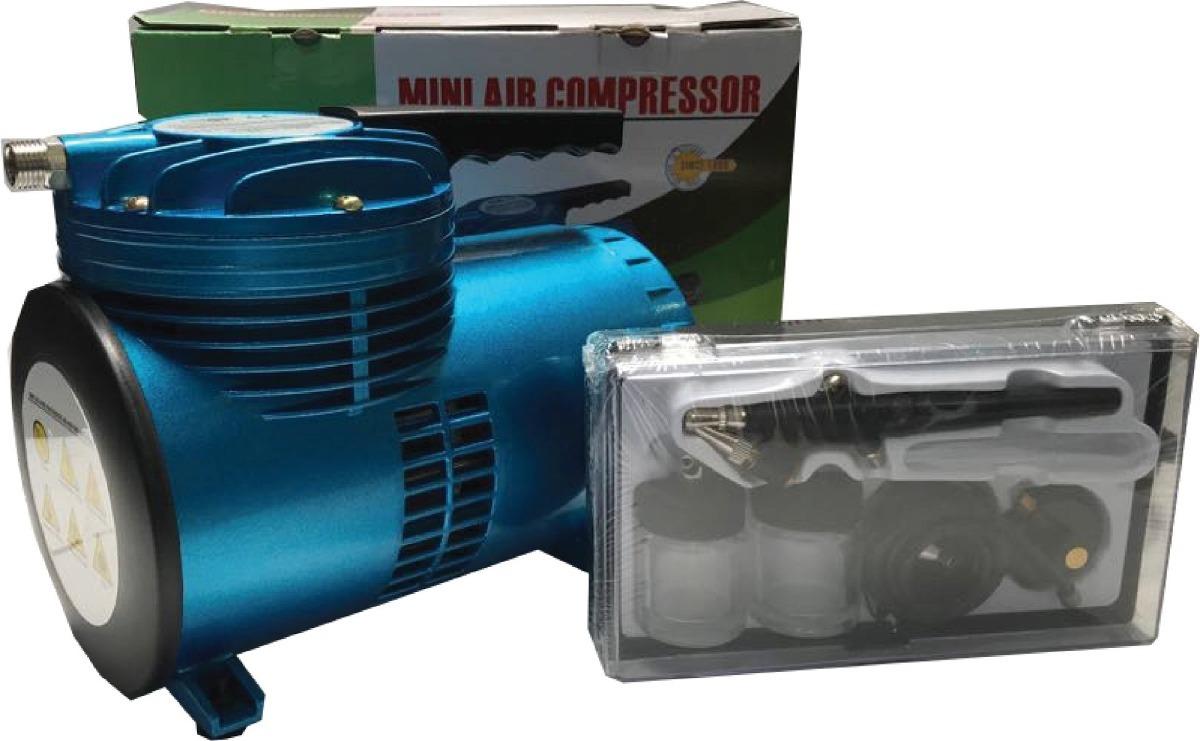 2 boquillas adicional Wow mini compresor de aire Dunlop bomba de aire 12v 18 bar incl