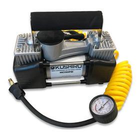 Compresor Inflador 12v Doble Piston Kushiro 150psi 4x4 Auto