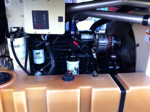 compresor ingerdoosan 375pcm y olla sandblas listo p/trabaj