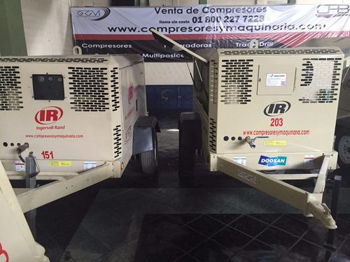 compresor ingersoll rand 375 pcm cpb5