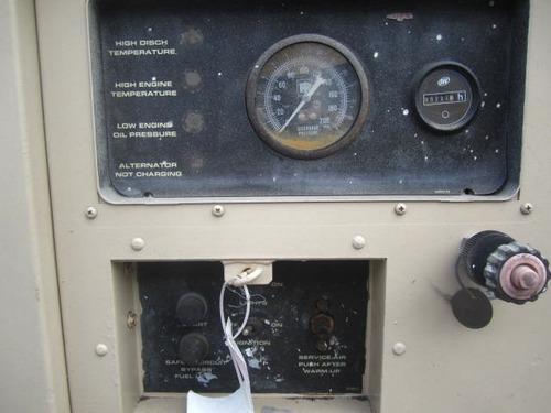 compresor ingersoll rand 375 pcm motor deutz diesel 375-1