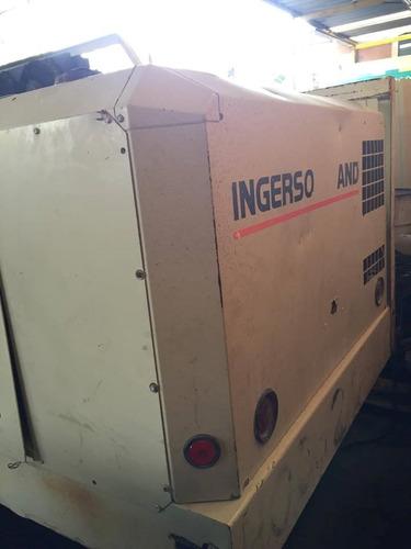 compresor ingersoll rand 400 2000 motor cummins