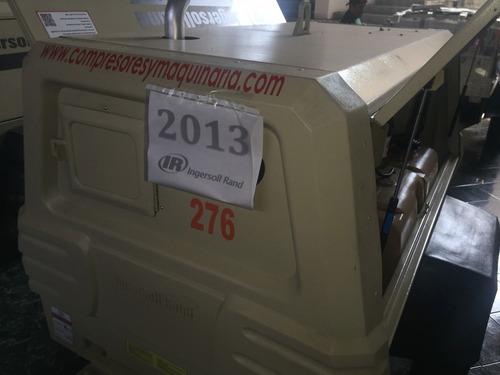 compresor ingersoll rand de 185 pcm c25