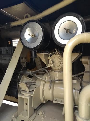 compresor ingersoll rand mancuerna 825 importado diesel 750