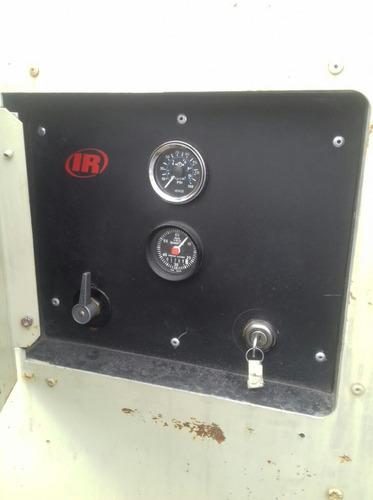 compresor ingersoll rand xp375 año 2006 375  portátil / 696