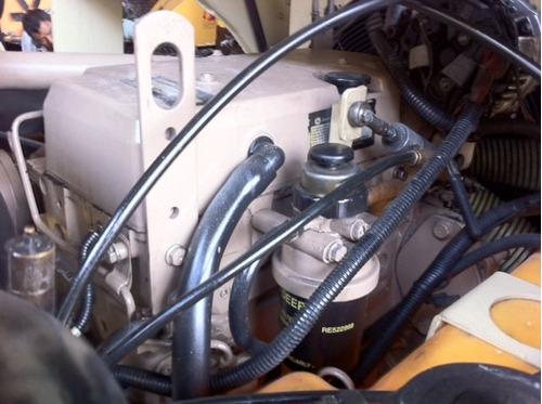 compresor ingersollrandoosan 185pcm 1,400hrs jhondeere