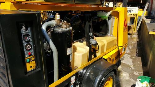 compresor kaeser 375pcm año 2012 motor kubota turbo