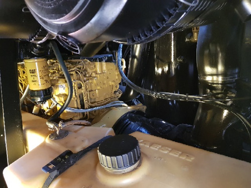 compresor kaeser 750pcm año 2010 motor caterpillar impecable