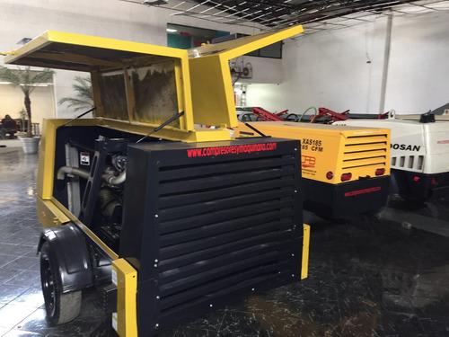 compresor kaeser m100  375 pcm motor kubota