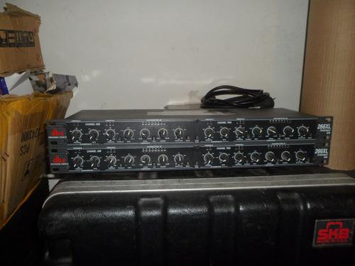 compresor limitador gate dbx 266 xl