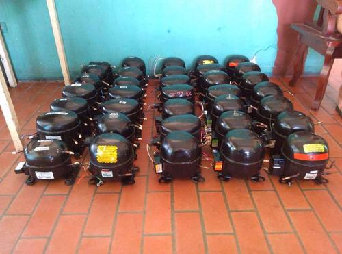 compresor motor de nevera embraco 1/4 garantía 30 dias