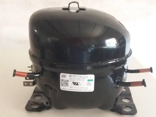 compresor motor nevera 1/4 nuevo