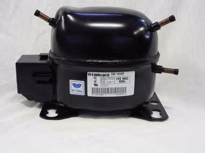 compresor motor p/ geladeira consul degelo manual 239 litros