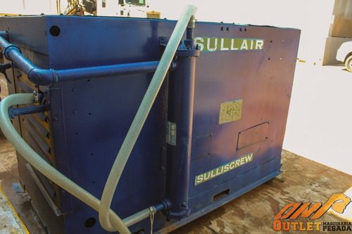 compresor neumatico electrico sullair año 2000