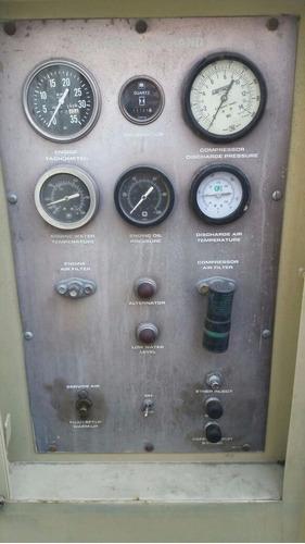 compresor neúmatico ingersoll rand xp750 / 360