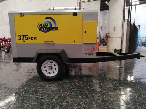 compresor neumático nuevo de 375 pcm 1 año de garantía