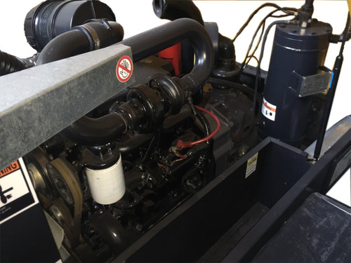 compresor neumático para perforadora de pozos y sand blast