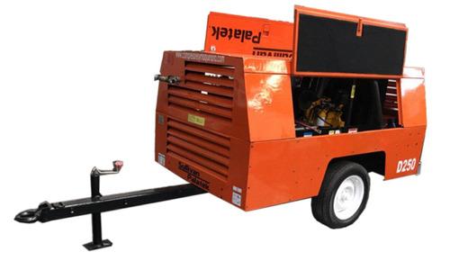 compresor neumático portátil compresor de aire 210 pcm