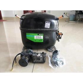 Compresor Nuevo De 1/2 Hp Para Refrigeracion 120v R134