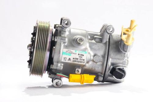 compresor original aire acondicionado peugeot 307/c4 6c12