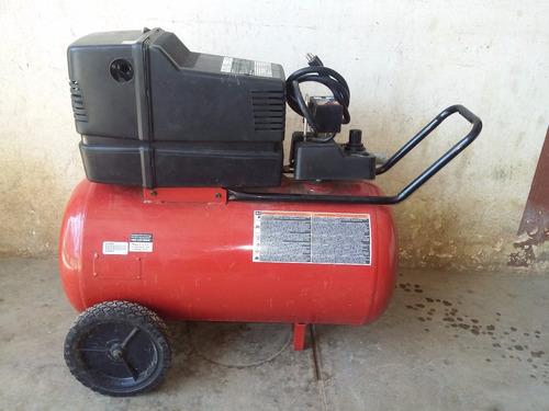 compresor orizontal craftsman 4,5 hp