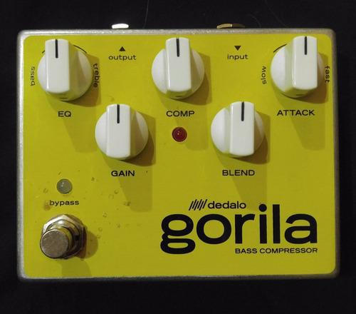 compresor para bajo gorilla dédalo