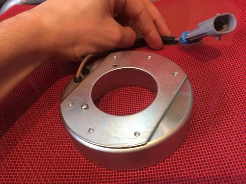 compresor para bobina