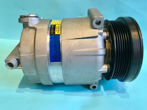 compresor para chevrolet s10 motor mwm 2.8 delphi v5 6pk