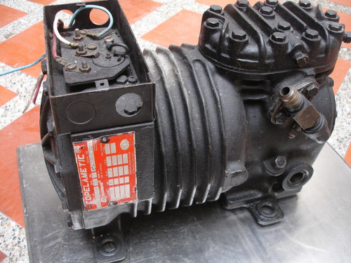 compresor para refrigeración copelan de 1/2 h/p.