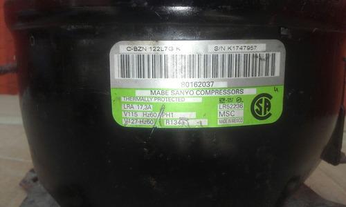 compresor para refrigerador mabe