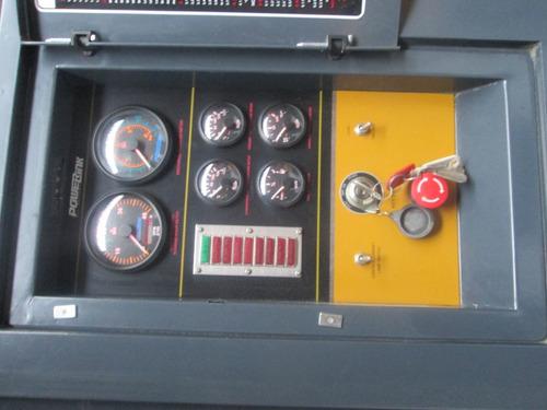 compresor portatil diesel powerlink 286 cfm, 145 psi kubota