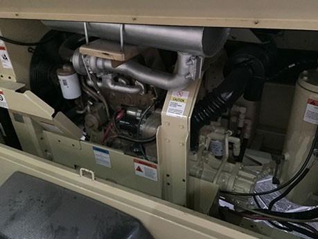 compresor portatil ingersoll  rand 185 pcm