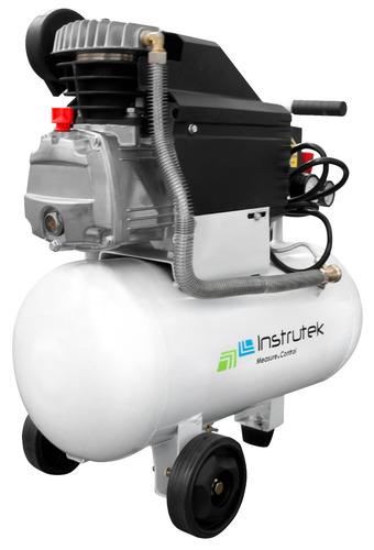 compresor portátil instrutek 2025 2.5 hp