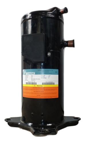 compresor refrigeracion 6hp r22 scroll invotech trifasico modelo yh175a1-100